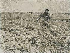 A importância do desenho para Vincent Van Gogh
