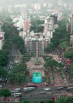 MIRANDA, municipio Chacao. Plaza Altamira,Caracas