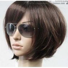 It is creepy or awesome that this is a wig and I love it... could be all mine for just $18.50!