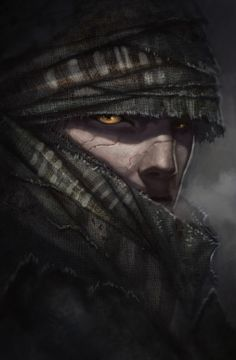 can't decide if he should be a villain or a misunderstood hero...Concept Art World » Karl Lindberg