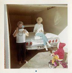 1960s scene - Home & Family