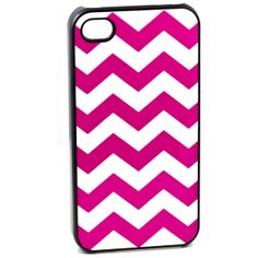HandPicked: Pink Chevron iPhone 4 Case - $16.00