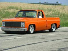 84 Chevy C-10
