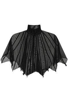 Medeina Bat Wing Cape