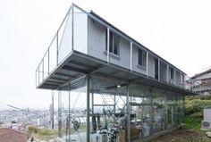 Casa en Rokko - Tato arquitetos