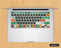 53 Best macbook keyboard sticker images in 2017 | Macbook