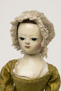Doll | V Search the Collections 1740 - 50