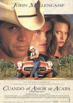 """Cuando el amor se acaba (1992) """"Falling from Grace"""" de John Mellencamp - tt0104225"""