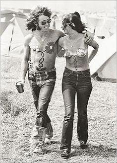 Isle of Wight Pop Festival, 1969 Roger JACKSON