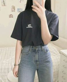 K Fashion, Korean Girl Fashion, Korean Fashion Trends, Korean Street Fashion, Korea Fashion, Asian Fashion, Daily Fashion, Fashion Outfits, Fashion Ideas