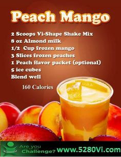 Peach Mango Shake#Project10 #Fitness #weightloss #Healthy #Vi #BodyByVi #Motivation #Workout #ZLoescher #MLM #Successful #Entrepreneur #PersonalTrainer #ProteinShake #shake