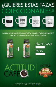 Café Montaña Afiche