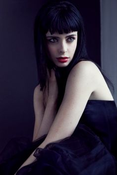 Krysten Ritter. Love everything about this woman! Look at her!