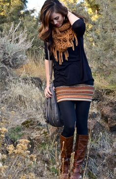 1A - Love this overall outfit!