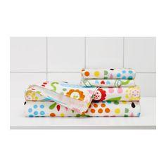 """LÖNNERN Bath towel - 28x55 """" - IKEA"""