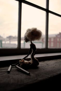 Celeste Art Doll by CheekieBottoms on Etsy