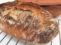Let og super sproedt franskbroed Baguette, Cooking Tips, Cooking Recipes, Piece Of Bread, Bread Cake, Let, Doughnuts, Nutella, Deserts