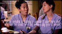 Everything Grey's Anatomy