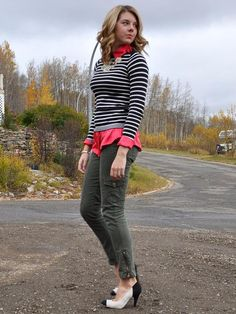 Green Outfit | Go Chic or Go Home