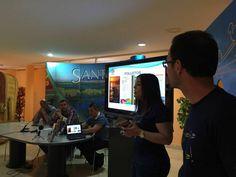 Éxito de participación en la presentación del Programa de Actividades de Verano de Turismo Santoña, en la que se desveló también el 2do vídeo 360 grados.  #santoñaesanchoa #santoñateespera  #turismosantoña