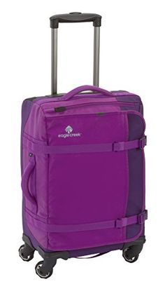 Eagle Creek No Matter What Flatbed AWD 22 CarryOn Luggage -- Learn more by visiting the image link.