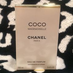I+just+discovered+this+while+shopping+on+Poshmark:+Coco+Mademoiselle+ChanelNWT.+Check+it+out!+Price:+$120+Size:+100+ml+3.4+FL.+OZ.,+listed+by+mc021