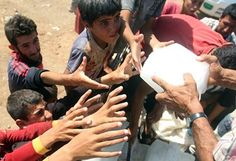 Papal envoy to Iraq meets displaced Christians and Yazidis