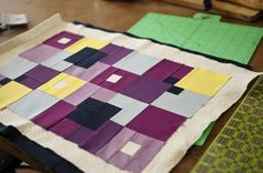 Diane's Mini Quilt   相片擁有者 the workroom