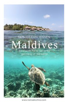 Plan the perfect romantic trip to The Maldives. How to choose the best resort to spend your honeymoon when to go and how to enjoy your time there at the best! Romantic Vacations, Romantic Places, Romantic Travel, Romantic Escapes, Romantic Getaways, Maldives Honeymoon, Maldives Travel, Us Travel Destinations, Best Resorts