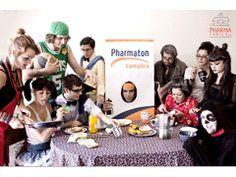 ¡Vota por tus compañeros! Concurso creativo Pharmaton Complex...