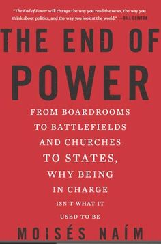 the end of power - Google Search