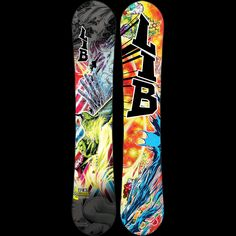 The board I want to ride this year