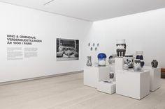 CLAY – Museum of Ceramic Art Denmark - Studio Claus Due / Graphic Design Studio / Copenhagen, Denmark