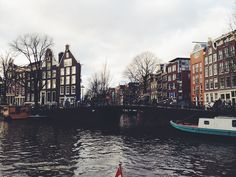 With over one million residents, Amsterdam is the Netherlands' largest city and a creative and cultural hub.