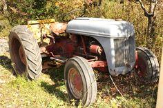 1951 Ford 8N - Preserving family history in Danville, VT