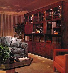 1980s Home Decor #living #room