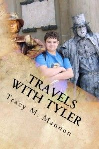 Memoir - Travels with Tyler: A Mom's Journey with Her Aspie Son by Tracy M. Mannon  #Aspergers #autism #AutismParentingBook #SpecialNeedsBookReview