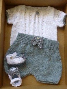 Ma tenue pour l'été by la wool box