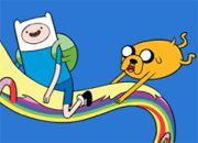 Finn y Jake Estrellas Ocultas