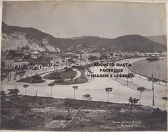RCAV BLOG DO RIO ANTIGO: BOTAFOGO - AVENIDA BEIRA MAR 1906
