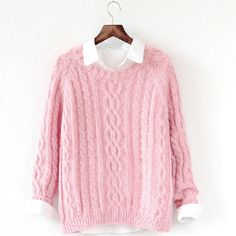 pink sweater| discount: okaywowcool  kawaii pastel hipster vintage pastel grunge fachin sweater top under30 storenvy discount cutey