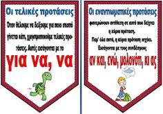 Δημιουργίες από καρδιάς...: Είδη προτάσεων School Organisation, Grammar, Language, Teacher, Classroom, Activities, Education, Words, Blog