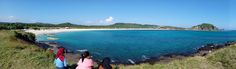 Tanjung Aan Lombok Island