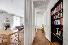 la maison france 5 changer restructurer une pi ce de vie meuble pinterest maison. Black Bedroom Furniture Sets. Home Design Ideas