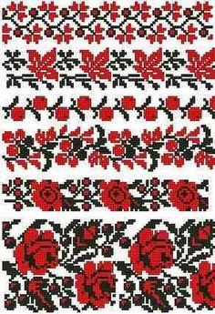 Cross Stitch Tree, Cross Stitch Borders, Cross Stitching, Cross Stitch Embroidery, Embroidery Patterns, Cross Stitch Patterns, Hippie Crochet, Palestinian Embroidery, Loom Patterns
