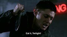 Yay Dean!