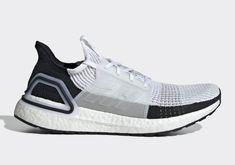 c6acc839e2cb1 adidas Ultra Boost 2019 White + Black Release Date