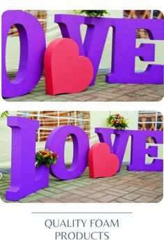 ONE, LOVE, Large foam letters by LAvenueStudio. Birthday Party and Wedding oversized decoration for indoor and outdoor. Styrofoam large letters   Foam large sign   Giant foam sign   Custom foam letters   Wedding love sign Foam Letters, Light Letters, Large Letters, Light Decorations, Flower Decorations, Wedding Decorations, Wooden Photo Box, Photo Storage, Bridal Musings