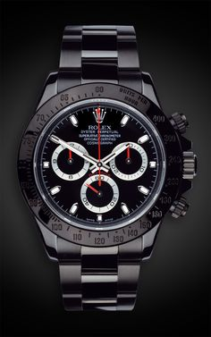 Black Daytona