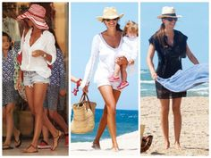 Latest 2018 beach apparel for upcoming summer looks - design Style Casual, Casual Chic, Summer Day Outfits, Picnic Outfits, Autumn Clothes, Look Fashion, Pretty Outfits, Sport Outfits, Charlotte